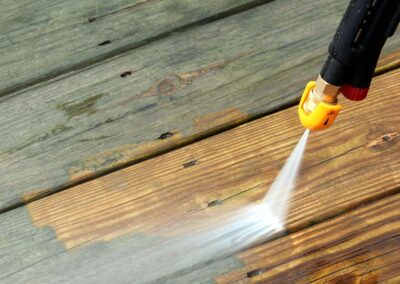 Pressure Washing & Power Cleaning