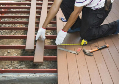 Timber Deck Construction and Restoration